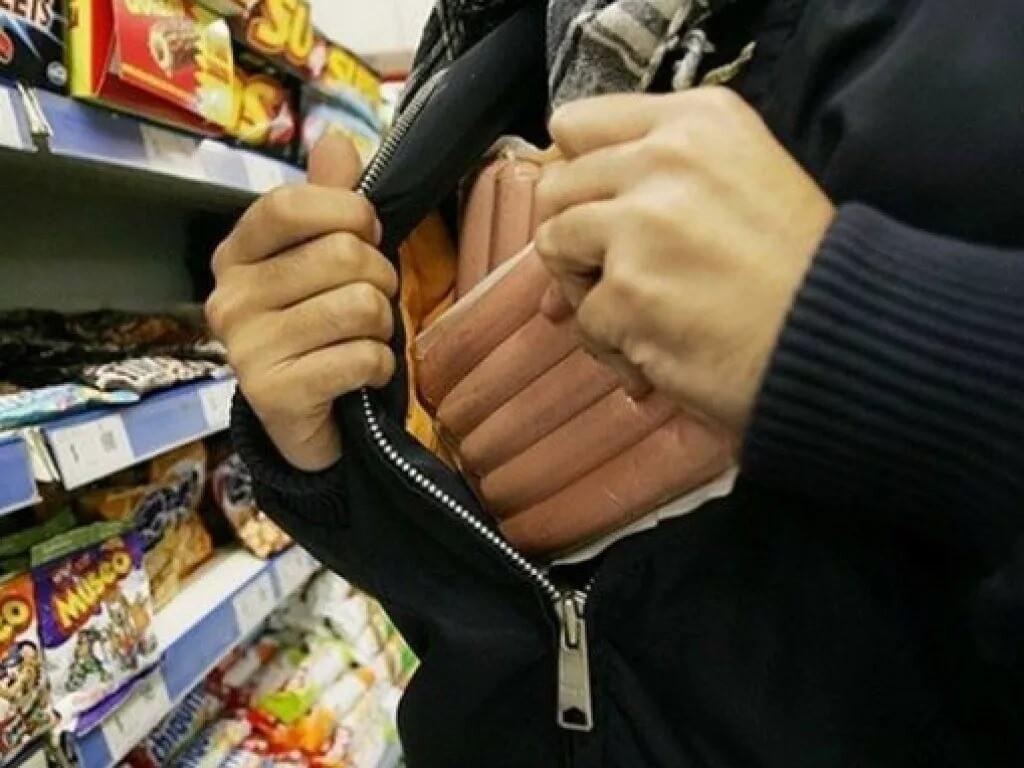 уголовное наказание за кражу в магазине