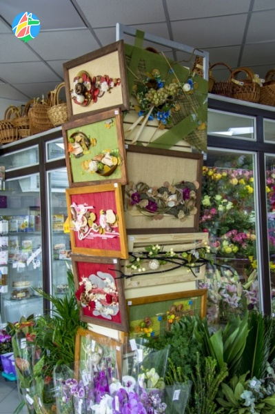 Фото и цветы на пушкина
